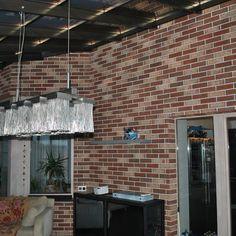 Клинкерная плитка для внутренней отделки стен Feldhaus Klinker