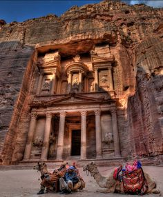 Petra, Jordan, from Iryna