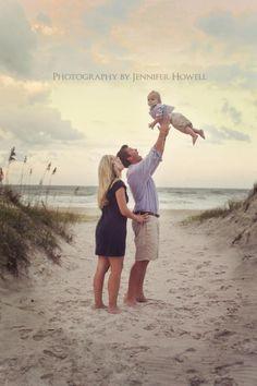 Family Beach shoot.  www.jenniferhowellphotos.com