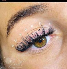 Perfect Eyelashes, Best Lashes, Fake Eyelashes, Eyelash Extensions Salons, Best Lash Extensions, Russian Eyelash Extensions, Makeup Eye Looks, Skin Makeup, Eyeshadow Makeup