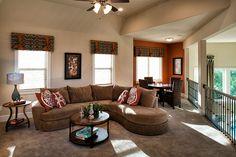Home, Custom Homes, Furniture, New Homes, Custom Home Builders, Spacious, Building A House, Room, Luxury Homes