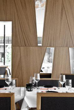 Oru Restaurant, Fairmont Pacific Rim Hotel, Vancouver