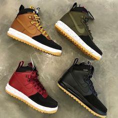 Nike boots a must get ? : Nike boots a must get ? Nike Duck Boots, Nike Boots Mens, Kicks Shoes, Shoes Sneakers, Nike Fashion, Sneakers Fashion, Custom Shoes, Swagg, Hypebeast
