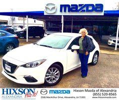#HappyBirthday to Helen from Brandon Holloway at Hixson Mazda of Alexandria!  https://deliverymaxx.com/DealerReviews.aspx?DealerCode=PSKP  #HappyBirthday #HixsonMazdaofAlexandria