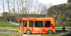 "The ""public transit"" of Bayonne France"