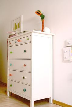 Commode En Pin Ikea Mode Ikea Rvisite Avec Poignes En Cuivre With