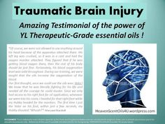 This testimonial is POWERFUL and will give one hope when all else fails to use these oils that are therapeutic grade!!!!