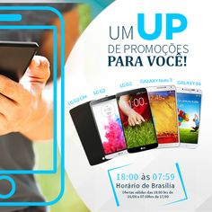 #Promoção #Smartphones hoje a partir das 18:00, #Corre !  www.celularup.com.br