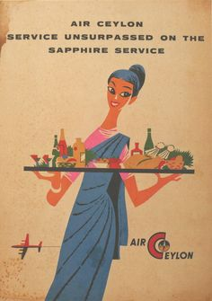 Welcome to Old Ceylon // 1948