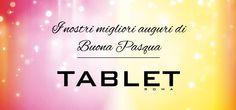 Tanti Auguri di Buona #Pasqua da Tablet Roma!