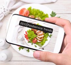 2015 Foodservice Trends Roundup | Anderson Partners Food Ingredient Marketing