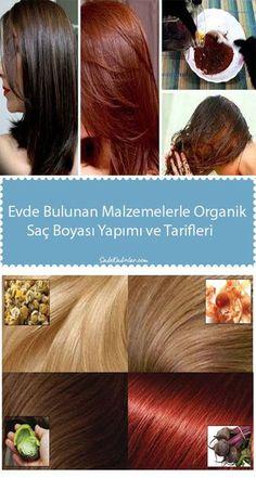 organik saç boyası nasıl yapılır? Aslında evde kendi başımıza organik saç boyası yapabilmemiz de mümkündür. #saçboyası #evdesaçboyasıyapılışı #evdesaçboyasınasılyapılır #saçboyama #saçrenkleri #doğalsaçboyasıyapımı #organiksaçboyası #organiktarifler #tarifler #boyatarifleri #boyayapılışları #güzellik #tarçın #kına #papatya #ıhlamur #yeşilçay #zerdeçal #sogan #nar #sarımsak pancar #domates #adaçayı #siyahçay #hair #haircolor Headband Hairstyles, Diy Hairstyles, Health And Wellness, Health And Beauty, Wedding Cake Flavors, Baby Knitting Patterns, Popsugar, Hair Growth, Hair Care