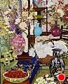 Great Oils and serigraphs by, John Powell