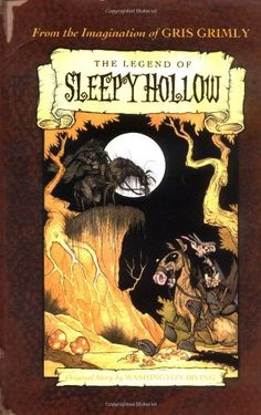 Full online text of The Legend of Sleepy Hollow by Washington Irving. Other short stories by Washington Irving also available along with many others by classic and contemporary authors. Sleepy Hollow Book, Legend Of Sleepy Hollow, Vintage Halloween, Halloween Fun, Halloween Images, Halloween Cards, Sleepy Hollow Headless Horseman, Book Spine, Cinema
