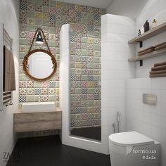 Совиный дом, Za-Za, Ванная/Санузел, Дизайн интерьеров Formo.ua
