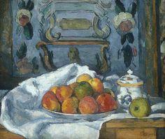 Paul cezanne apples and oranges essay