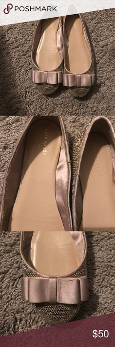 Kate Spade Flats Gold and silver sequenced Flats kate spade Shoes Flats & Loafers