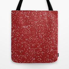 #totebag #bag #handbag #purse # red #glitter #shiny