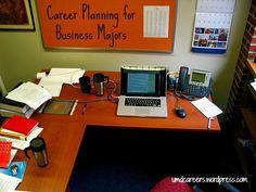 Career Planning for Business Majors