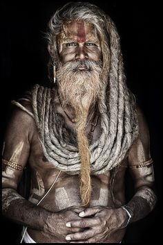 Gangadas Baba #ravenectar #beautiful #humans #faces #people #face