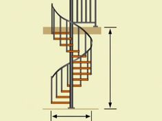 How to Install a Spiral Staircase | DIYNetwork.com