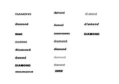 Na de kleurpaletten heb ik gekeken naar interessante lettertypes die ik zou kunnen gebruiken voor mijn beeldlogo te ondersteunen