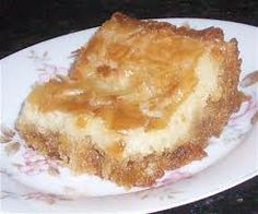 Bake My Day Country Kitchen: Gooey Butter Cake
