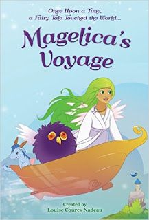 Magelica's Voyage #bookreviews #childrensbooks @MagelicasVoyage