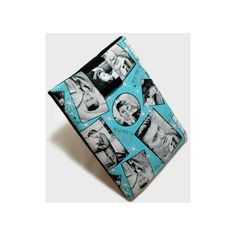 Tablet Case, iPad Cover, Elvis Presley in the 50s, Kindle Fire Case,... (€23) via Polyvore featuring accessories, tech accessories, ipad cover case, ipad notebook case and ipad sleeve case