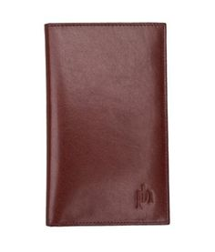 Leather Jacket Style Wallet from Prime Hide - lovely wallet - loads of room compact design Large Leather jacket style wallet