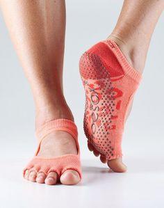 Half Toe Bella Grip Socks