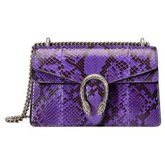 Gucci Dionysus Python Shoulder Bag (189.975 RUB) ❤ liked on Polyvore featuring bags, handbags, shoulder bags, gucci, purses, violet, women, shoulder handbags, shoulder bag purse and man shoulder bag