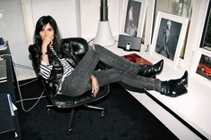 As the newly installed editor of French Vogue, Emmanuelle Alt is reflecting a whole new idea of the City of Light.