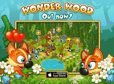 Wonder Wood on iOS: https://itunes.apple.com/app/wonderwood/id808243024