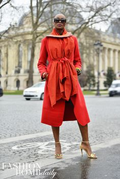 Real Style: Paris Fall 2015