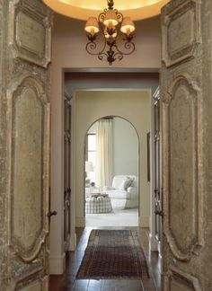 Master Bedroom Entry -  Blailock Design