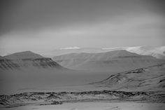 Svalbard Black and White  by (Sam)oht Ekpil on 500px