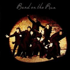 21 of the Best Album Covers of All Time: Paul McCartney and Wings - Band On the Run (1973)