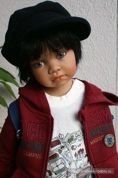 Новая коллекция кукол Ангелы Саттер / Коллекционные куклы Angela Sutter / Бэйбики. Куклы фото. Одежда для кукол