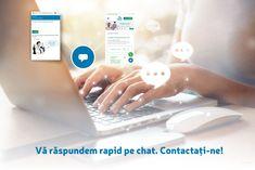 """Va raspundem in cateva secunde pe chat, daca aveti nevoie de ajutor, pentru solutionarea datoriei administrata de KRUK. Intrati pe www.ro.kruk.eu, folositi butonul albastru """"Cum va putem ajuta"""" si scrieti-ne! Fara costuri!"""
