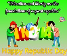 26 January Republic Day Images - The Bright Post - Health. Constitution Day, Republic Day, Hd Wallpaper, Banner, Family Guy, Entertaining, Technology, Happy, January