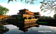 Famous relics in Hue