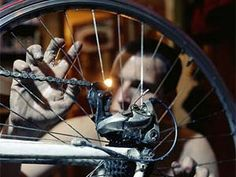 Popular mechanics DIY bike tune-ups