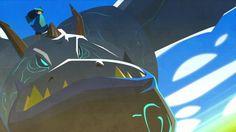 Yugo,hermano del dragón adamai, reyes selatrops de la actualidad nacidos del dofus selatrop del aire, el dofus esmeralda.