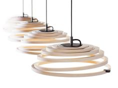 Download the catalogue and request prices of handmade pendant lamp Aspiro 8000, design Seppo Koho to manufacturer Secto Design