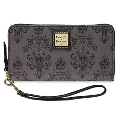 Product Image of The Haunted Mansion Wallet by Dooney & Bourke # 1