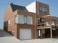 Dijkwoning in Hardinxveld-Giessendam.