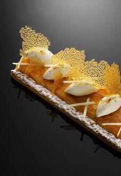 Tartes pommes-coing façon tatin - Christophe Michalak