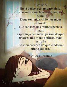 não desista não pare de crer os sonhos de Deus jamais vão morrer...