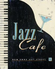 Vintage Jazz Cafe – Angela Staehling